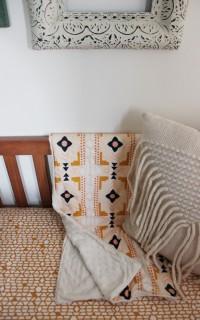 boho nursery bedding