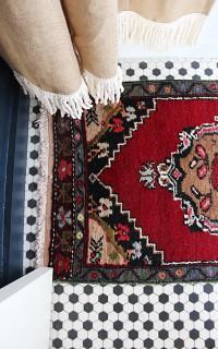 Buying vintage rugs on ebay