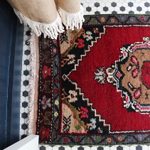 Buying vintage rugs on ebay