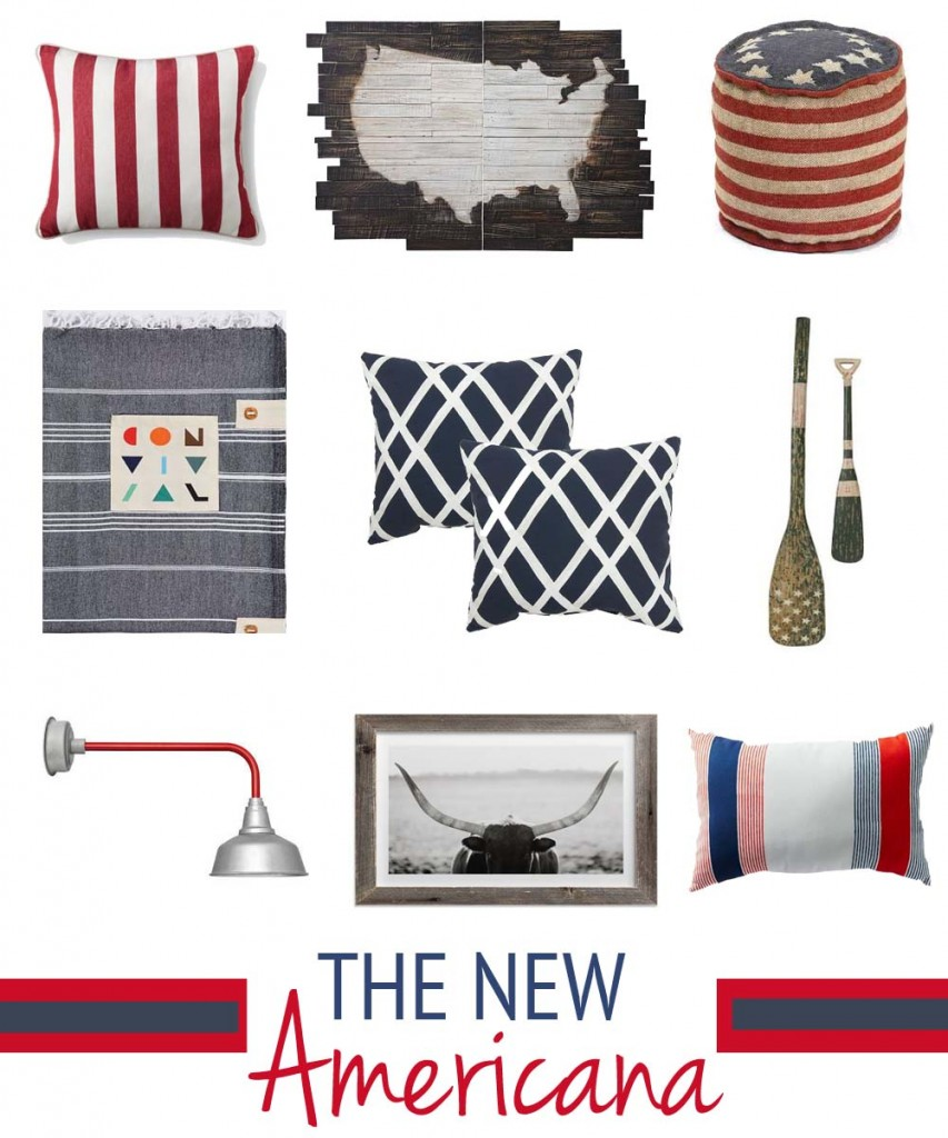 Americana Home Decor thewhitebuffalostylingcocom