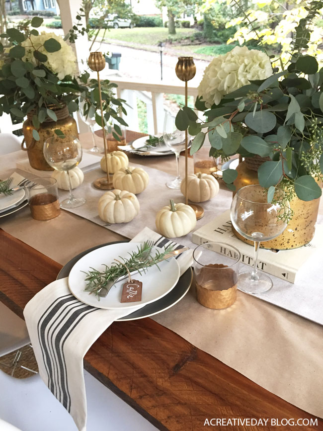 30 gorgeous thanksgiving tables for Gorgeous thanksgiving table settings