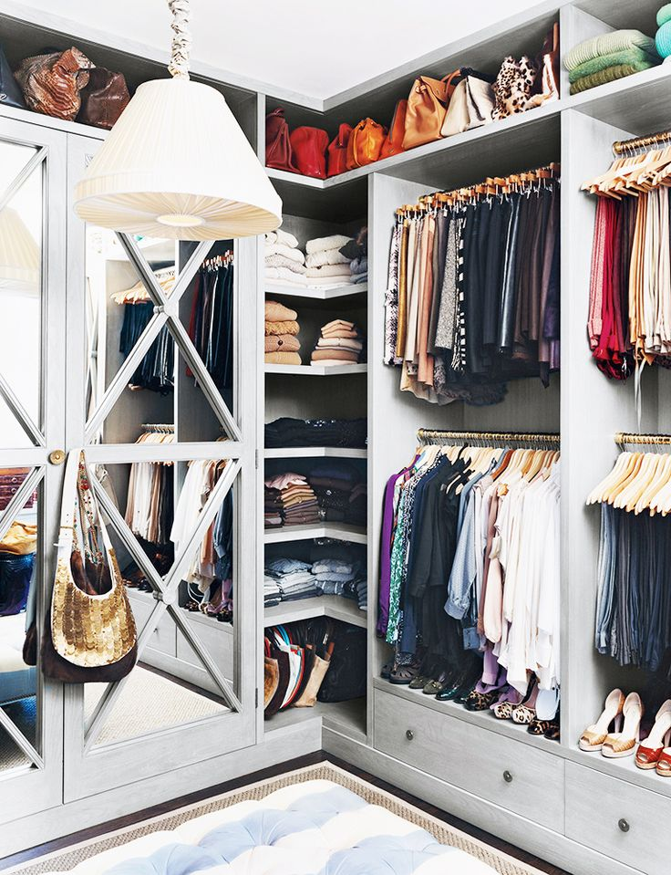 gorgeous dressing room and closet