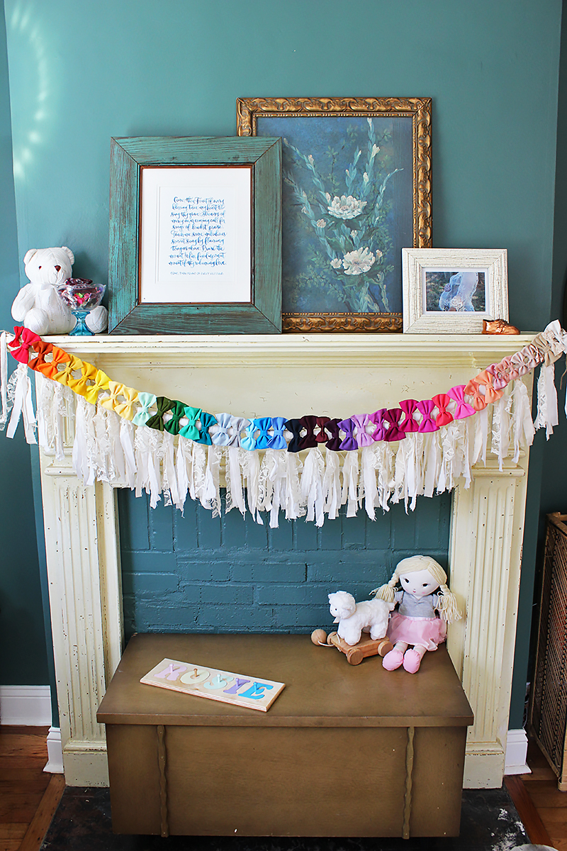 little-girls-bow-display-ideas