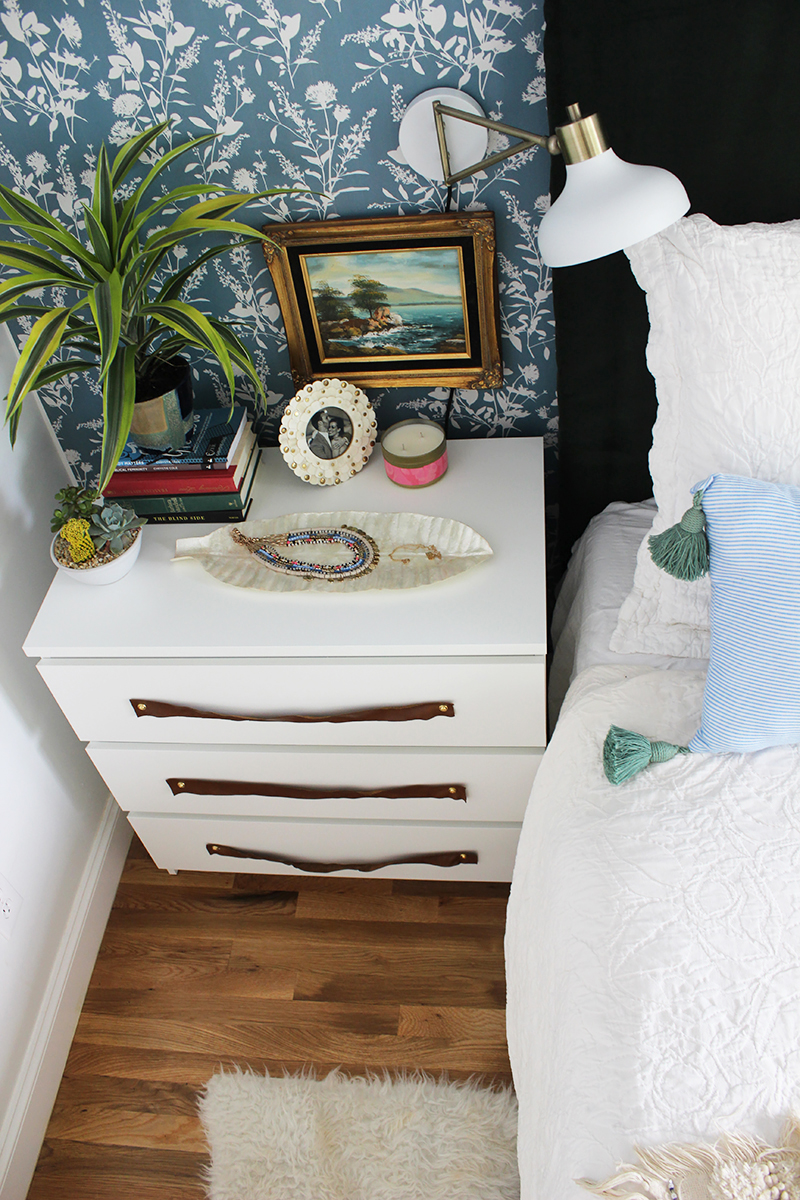 Bohemian Bedroom Nightstand