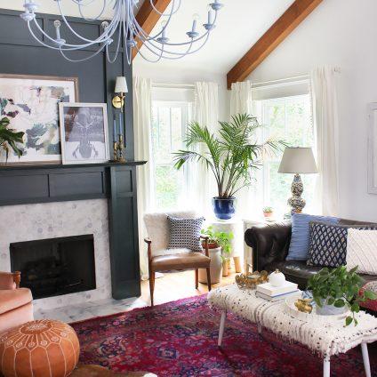bohemian-living-room