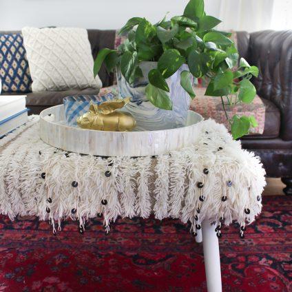 moroccan-wedding-blanket-ottoman