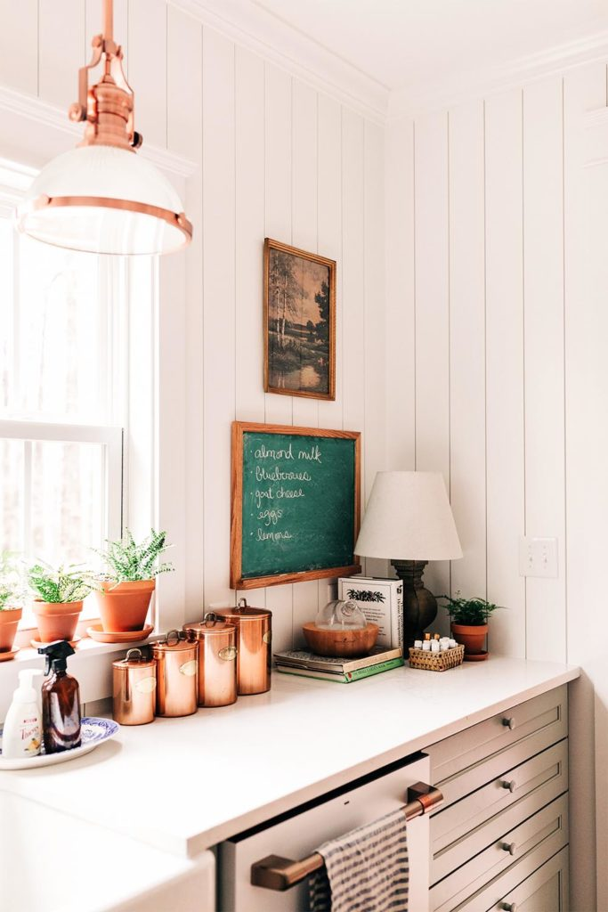 The Burrow Collected Old World Kitchen Reveal Thewhitebuffalostylingco Com